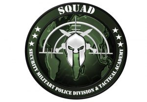 Squad SECURITY MILITARY POLICE DIVISION & TACTICAL academy